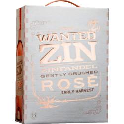 The Wanted Zin Zinfandel Blush