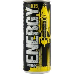 X 15 Energy Drink