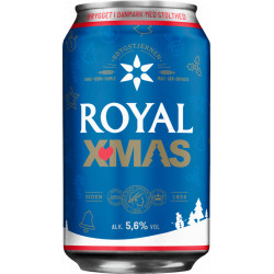 Royal X-Mas Blå