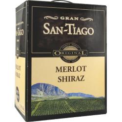 Gran San Tiago Merlot Shiraz