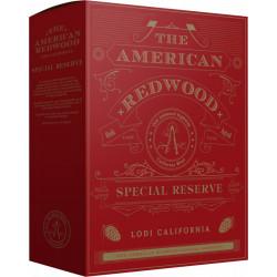 The American Redwood...