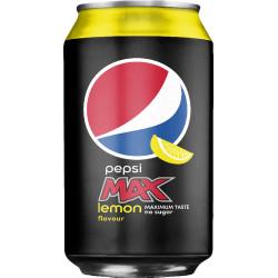 Pepsi Max Lemon