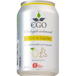 Ego Lemon & Ingefær