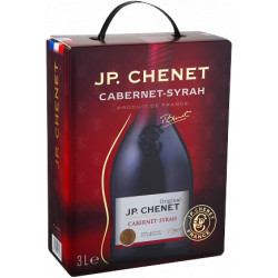JP. Chenet Cabernet Syrah 3 l.