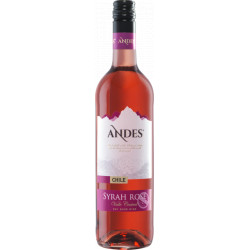 Andes Syrah Rosé