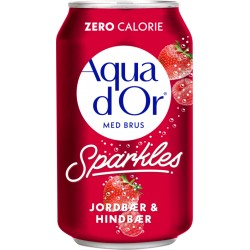Aqua d'Or Sparkles Jordbær...