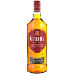 Grant's Triple Wood Blended Scotch Whisky