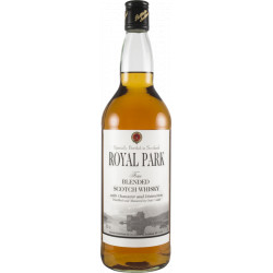 Royal Park Whisky 1,0l Fl.