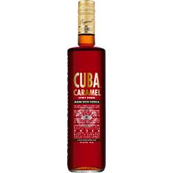 Cuba Caramel Vodka