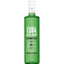 Cuba Cool Mint Vodka