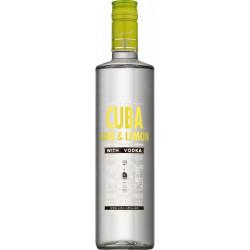CUBA Lime & Lemon