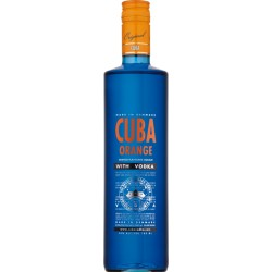 Cuba Orange Vodka