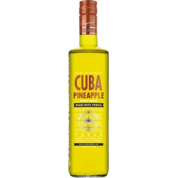 CUBA Pineapple Vodka