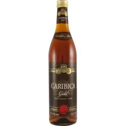 Caribica Gold Caribbean Rum
