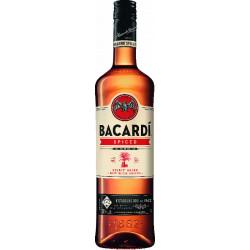 Bacardi Oakheart Spiced 1 l.