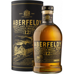 Aberfeldy Highland Single Malt Scotch...