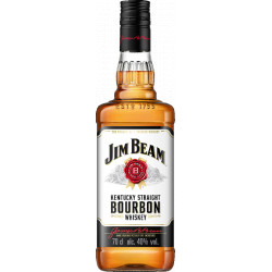 Jim Beam Bourbon 0,7l Fl.