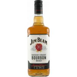 Jim Beam Kentucky Straight Bourbon Whiskey...