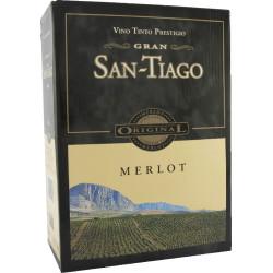 Gran San Tiago Merlot