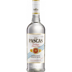 Old Pascas Rum White