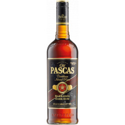 Old Pascas Barbados Dark Rum