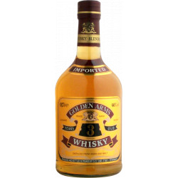Golden Arms Whisky 3 Years Old