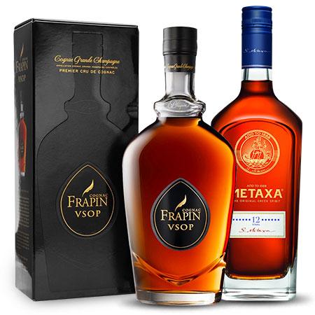 Cognac og Brandy